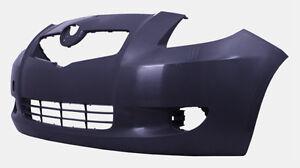 Couvert pare-chocs Avant Toyota Yaris 2006 - 2011 Bumper Cover