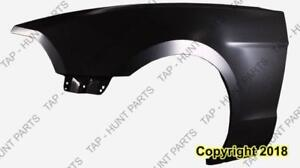 Fender Front Driver Side With Moulding Gt/Shelby500 CAPA Ford Mustang 2013-2014