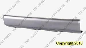 Valance Front Painted Silver From January 2007 To 2008 CAPA Toyota FJ Cruiser 2007-2008