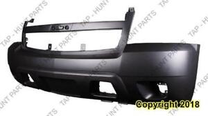 Bumper Front Primed Without Off Road Chevrolet Tahoe 2007-2014