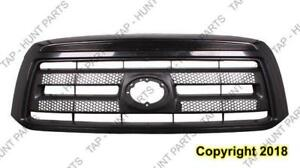 Grille Sr5/Base Matt-Black With Black Frame Toyota Tundra 2010-2013