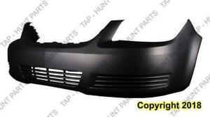 Bumper Front Primed Without Fog Hole Without Bar PONTIAC G5 2005-2010