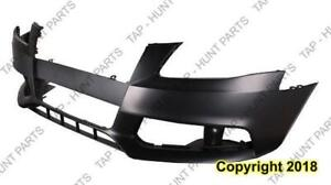Bumper Front Primed Without S Line/Washer Audi A4 2009-2012