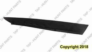 Valance Front Dark Gray For Chrome Without Sport 1500 Dodge Ram 2011-2012