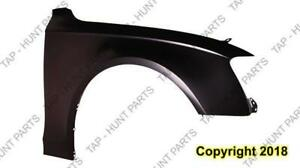 Fender Front Passenger Side (Without Side Lamp Hole) Audi A6 2009-2011