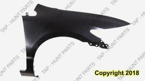 Fender Front Passenger Side Coupe CAPA Honda Civic 2006-2011
