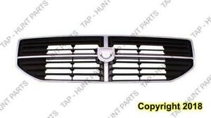 Grille Chrome/Black Dodge Caliber 2007-2012