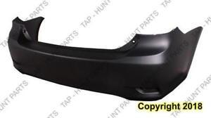 Bumper Rear Primed Base/Ce/Le Models  Toyota Corolla 2011-2013