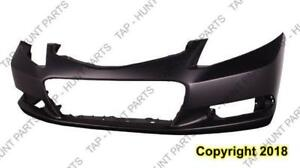 Bumper Front Primed Coupe CAPA Honda Civic 2012-2013