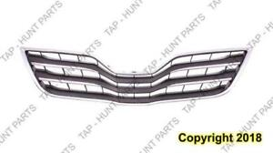 Grille Black/Chrome Xle Toyota Camry 2010-2011