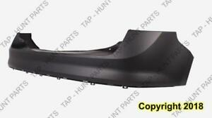 Bumper Rear Upper Without Sensor Ford Edge 2007-2010