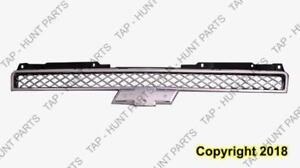 Grille Upper Chrome Without Off Road Chevrolet Tahoe 2007-2014