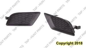 Fog Lamp Cover Front Driver Side Without Srt-8 Dodge Charger 2011-2014
