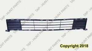 Grille Lower With Black Moulding Mazda 6 2009-2013