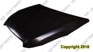 Hood Without Turbo Without Scoop CAPA Subaru Legacy 2010-2014