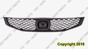 Grille Black Coupe Honda Civic 2009-2011