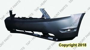 Bumper Front Primed Gt Model CAPA Ford Mustang 2010-2012