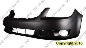 Bumper Front Primed Base Without Fog Need Insert CAPA PONTIAC G5 2005-2008