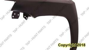 Fender Front Driver Side Capa Jeep Compass 2011-2016