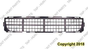 Grille Lower Front Eco Model(Bumper Grille) Black Use With Gm1000924 Bumper/Gm1207110 Bracket Chevrolet Cruze 2011-2014