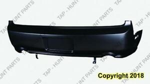 Bumper Rear Primed Gt Model Ford Mustang 2005-2009