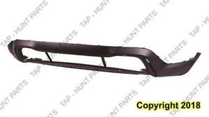 Bumper Front Lower Primed Black Partial Textured Ltd/Laredo/Overl/Models Jeep Grand Cherokee 2014-2016