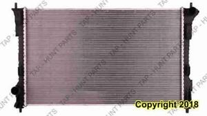 Radiator (13306) 3.5L Awd Without Turbo  Ford Taurus 2013-2015