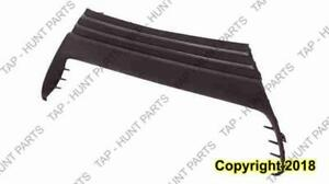 Grille Extnsion Matt-Dk Gray Withpainted Moulding Without F Sport Lexus IS250 2014-2015