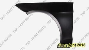 Fender Front Driver Side (Without Side Lamp Hole) Steel Mercedes E-Class 2010-2013