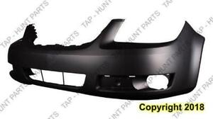 Bumper Front Primed Base Without Fog Need Insert CAPA PONTIAC PURSUIT 2005-2006