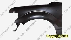 Fender Front Driver Side Without Flare Ford F150 2009-2014