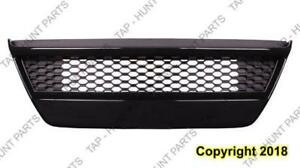 Grille Lower Painted Coupe Withfog Model Kia Forte  2010-2013