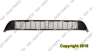 Grille Lower Matt-Black Except Sx Model Kia Sorento 2014-2015