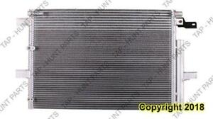 Condenser (3894) With Transmission Oil Cooler Ford Edge 2011-2014