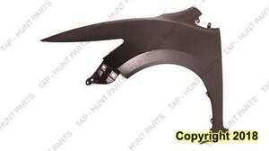 Fender Front Driver Side Coupe CAPA Honda Civic 2014-2015