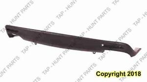 Bumper Rear Lower Exclude Hybrid Textured Toyota Avalon 2013-2015