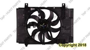 Cooling Fan Assembly M/T Base Model Without AC With Atc Nissan CUBE 2009-2014