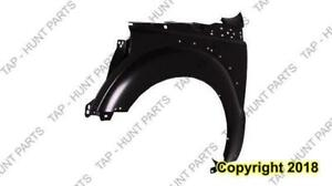 Fender Front Driver Side With Moulding  Ford F250 F350 F450 F550 2011-2013