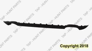 Valance Rear Lower Primed With Dual Exhaust Hole PONTIAC GRAND PRIX 2004-2008