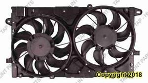 Cooling Fan Assembly (All Malibu Except Hybrid) Chevrolet Malibu 2013-2015