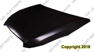 Hood Without Turbo Without Scoop Capa Subaru Outback 2010-2014
