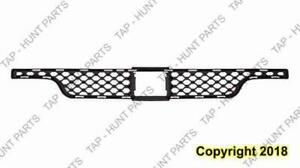 Grille Lower Front Matt-Black With Adaptive Cruise Control Dodge Durango 2011-2013
