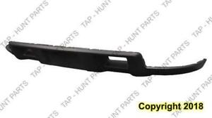 Bumper Front Lower Air Deflector 2500/3500 Textured-Black Exclude Z71 CAPA Chevrolet Silverado 2011-2014