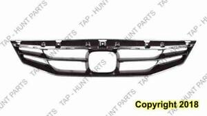 Grille Black Coupe Honda Accord 2011-2012