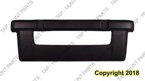 Valance Front Panel Matt-Black Without Appearance Package Without Chrome Trim CAPA Toyota 4Runner 2010-2013
