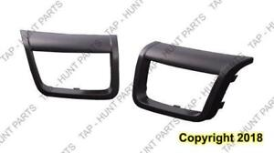 Grille Moulding Sport Model Driver Side Chevrolet Equinox 2008-2009