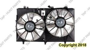 Cooling Fan Assembly 2.7 4-Cylinder Toyota Sienna 2011-2012