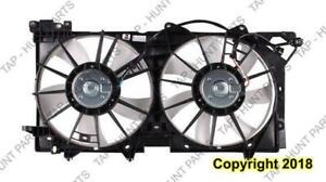 Cooling Fan Assembly Subaru Outback 2010-2011