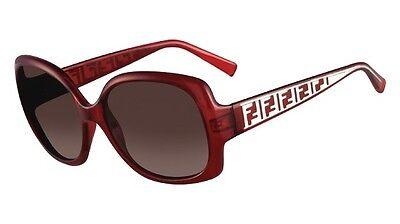Fendi Model FS 5293 Color 615 RED Sunglasses Authentic Free Shipping 57-16-130