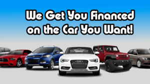 AUTO LOAN -GET APPROVED TODAY - Bad, New, No CREDIT.